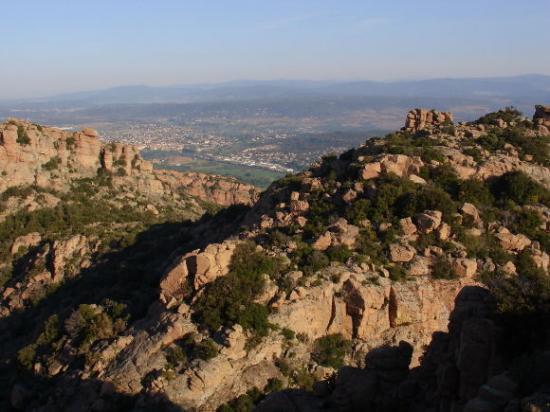 Roquebrune rock