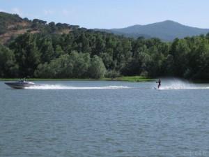 Lac de l'Arena