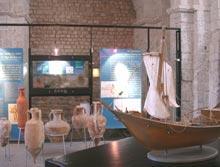 St Raphaël's musée archéologique